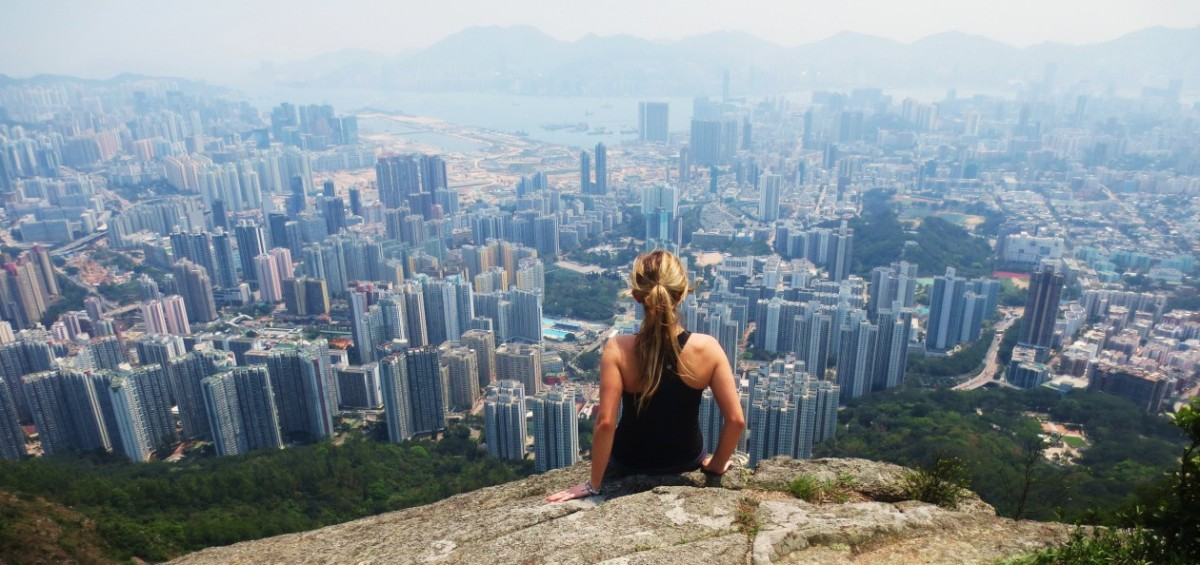 Hiking In Hong Kong: Lion Rock