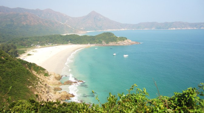 Hiking in Hong Kong: Sai Kung