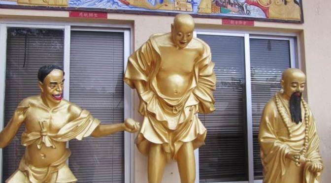 10,000 Buddha Monastery, Chi Lin Nunnery, and Nan Lian Garden