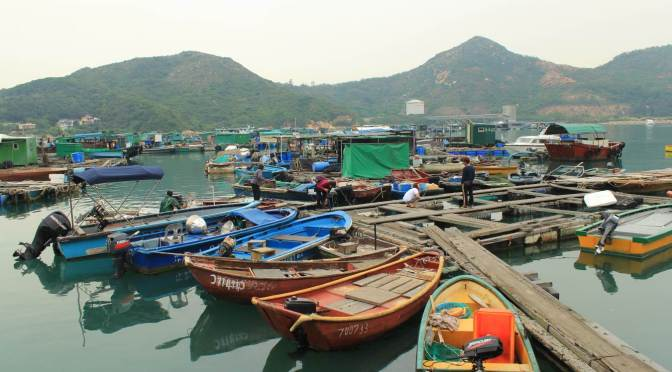 Hiking in Hong Kong: Lamma Island