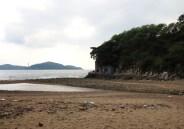 Closed-Off Beach Area