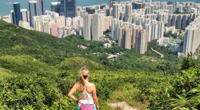 Hiking In Hong Kong: Quarry Bay To Stanley Via The Wilson Trail