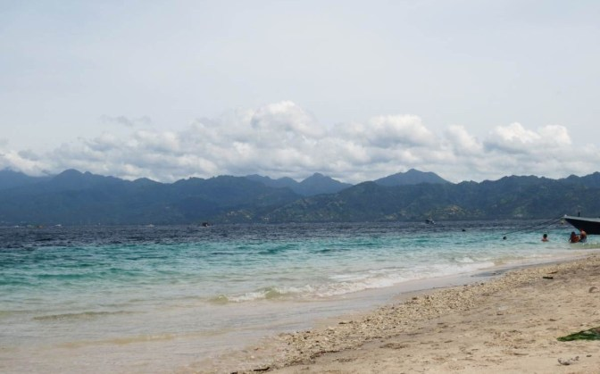 Gili Trawangan: The Beach
