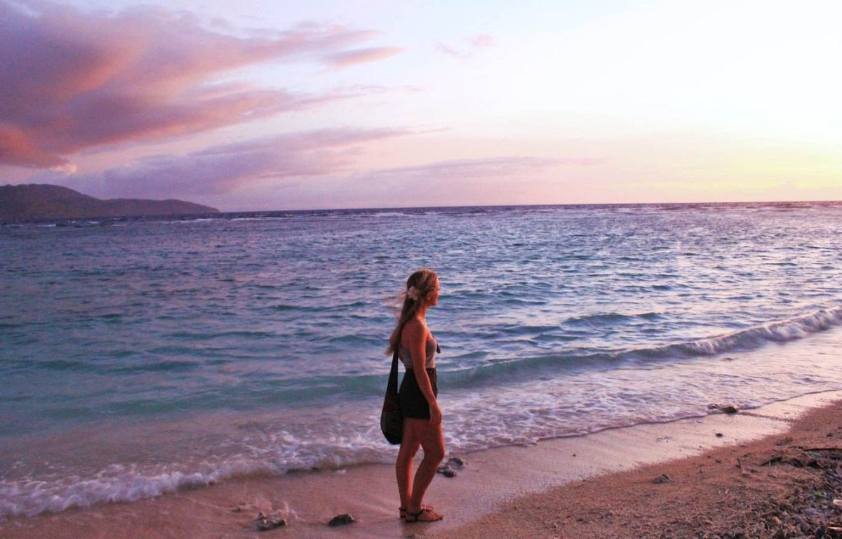 Sunsets And Night Markets: Gili Trawangan
