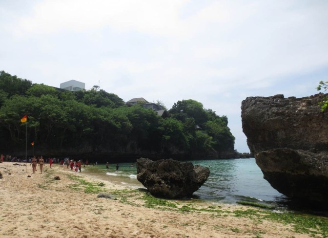 "Padang Padang Beach (Otherwise Known As ""The Beach From Eat, Pray, Love""): Bali"