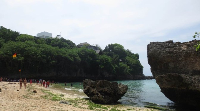 """Padang Padang Beach (Otherwise Known As """"The Beach From Eat, Pray, Love""""): Bali"""