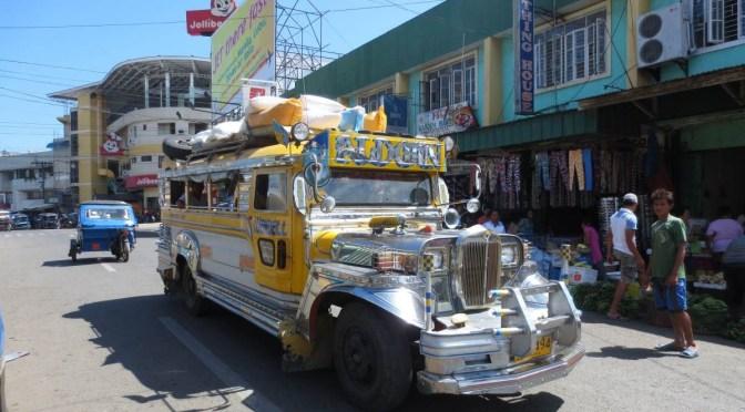 Puerto Princesa, Palawan: Accommodation & Aimless Wanderings