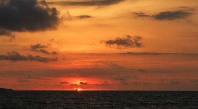 Jimbaran, Bali: Accommodation, The Beach & Streets