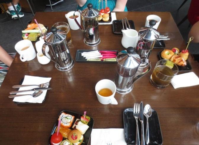 WOOBAR Tea-se Me Afternoon Tea Buffet @ W Hotel, Hong Kong