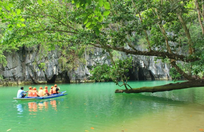 Puerto Princesa Underground River: One Of The New 7 Natural Wonders Of The World