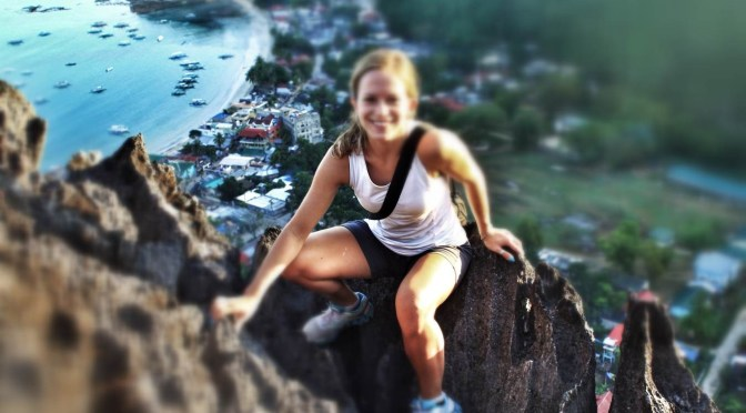 Climbing Up Mt. Taraw: El Nido (AKA one of the most amazing, exhausting, and dangerous things I have ever done)